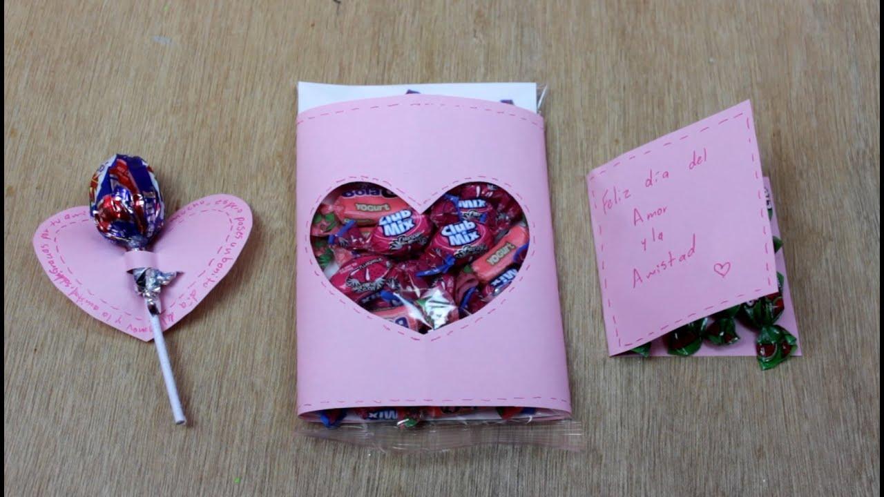 COMO HACER UNA TARJETA CREATIVA PARA MI MEJOR AMIGA carta en forma de corazon con papel