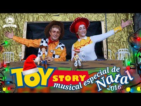 """""""TOY STORY"""" Musical de Natal - Paróquia Santo Estêvão Mártir"""