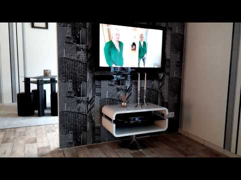 laufleise mobile trennwand funnydog tv. Black Bedroom Furniture Sets. Home Design Ideas