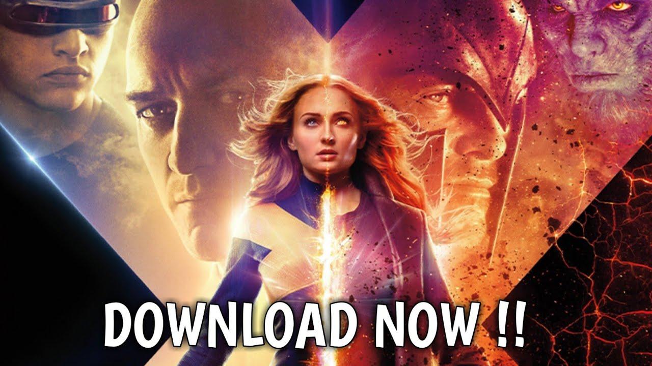 Download How to download X-Men Dark Phoenix in HD   Official Website.