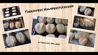 Thermomix® TM5 - Thermifees Knusperstückchen (Brötchen/Aufbackbrötchen)