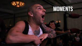 Moments - LI Joe's Reaction to Urien In SFV