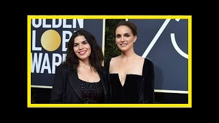 Natalie Portman and Barbra Streisand criticizing Globes shunning women directors