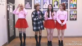 【MOMOLAND】ヘビン姉さん達が無表情でbboombboomを踊るそうですよ。 thumbnail