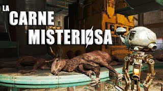 La Storia della Carne Misteriosa - Fallout4 Lore