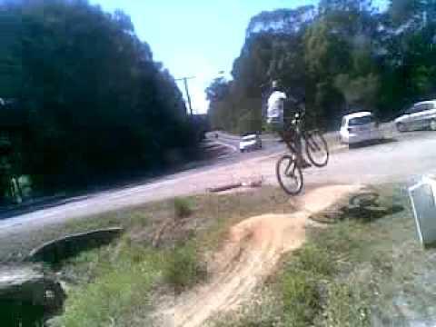 Mount Coolum jump