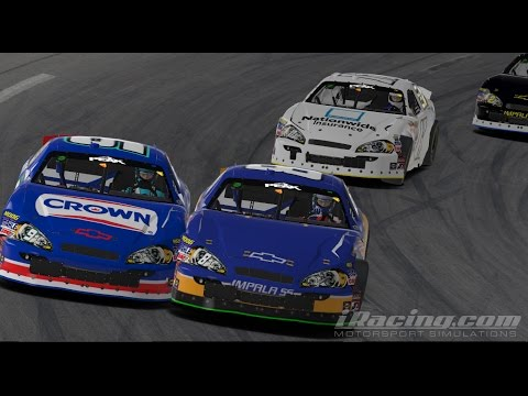 SO-BOwn to lose SR!  - iRacing - National Series @ South Boston