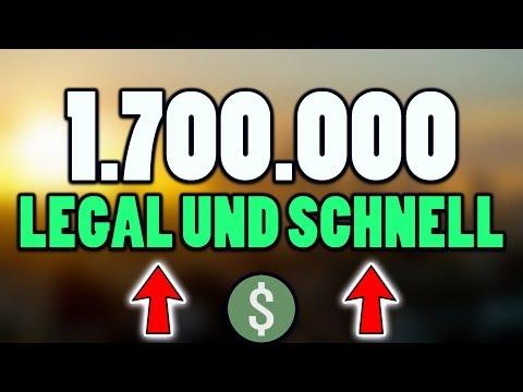 SCHNELL LEGAL GELD VERDIENEN! | UNLIMETED SOLO MONEY METHODE 1.41 | GTA 5 ONLINE [Deutsch/German]