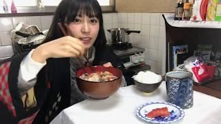 京野菜で粕汁を簡単レシピで作ってみた!【岡奈なな子】