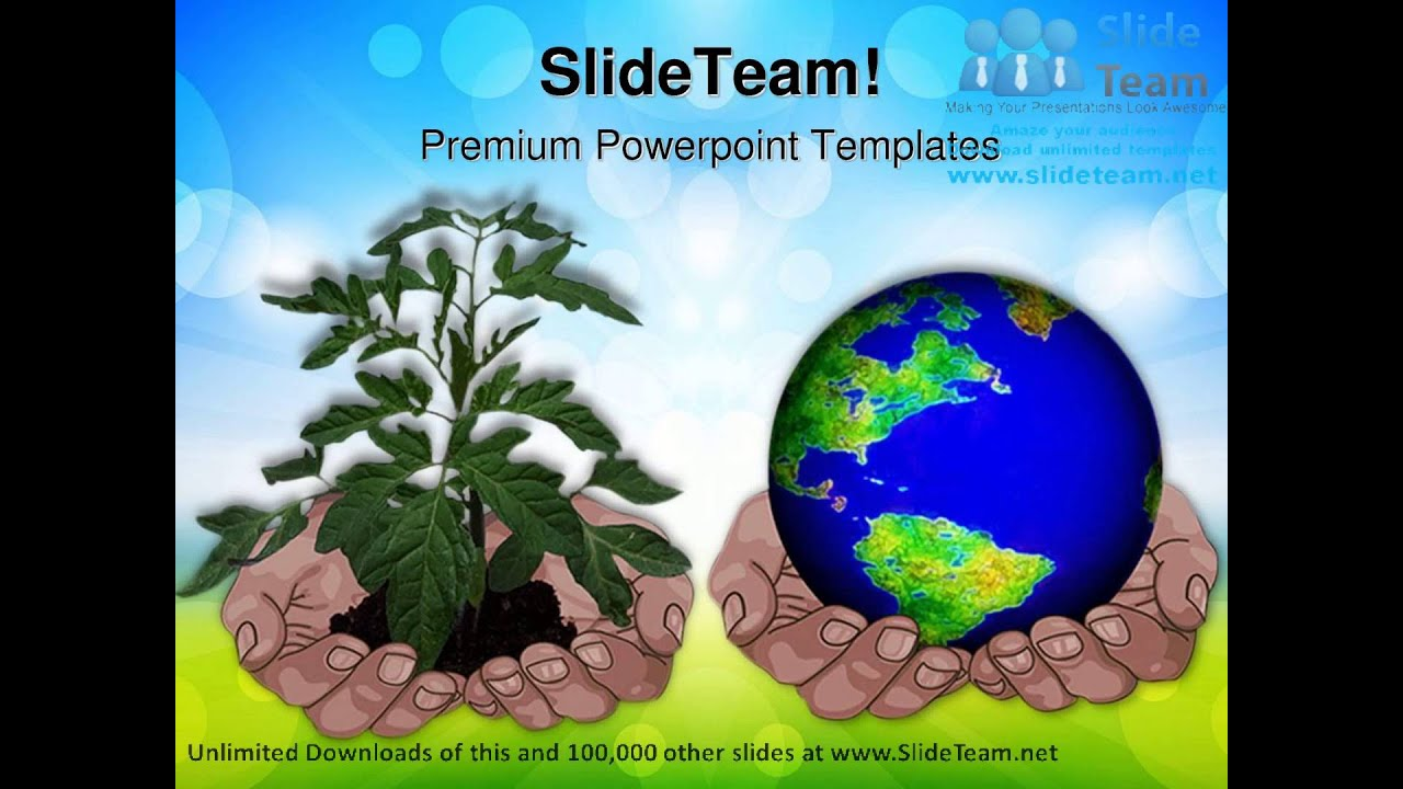 environment powerpoint template images - templates example free, Modern powerpoint
