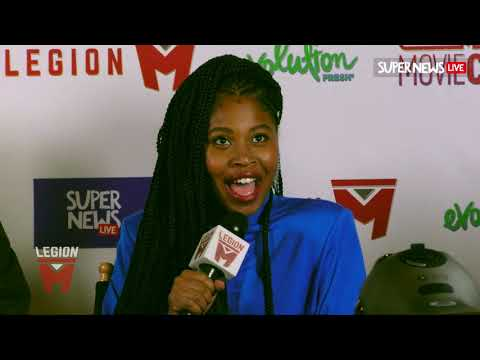 LEGION M Sundance 2018 NIGHT COMES ON Jordana Spiro