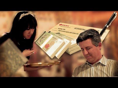 30 लाख  US Dollars की बख्शीश वो भी एक  Waitress को  || ARF 46