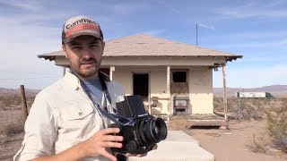 Photography On Location: Route 66
