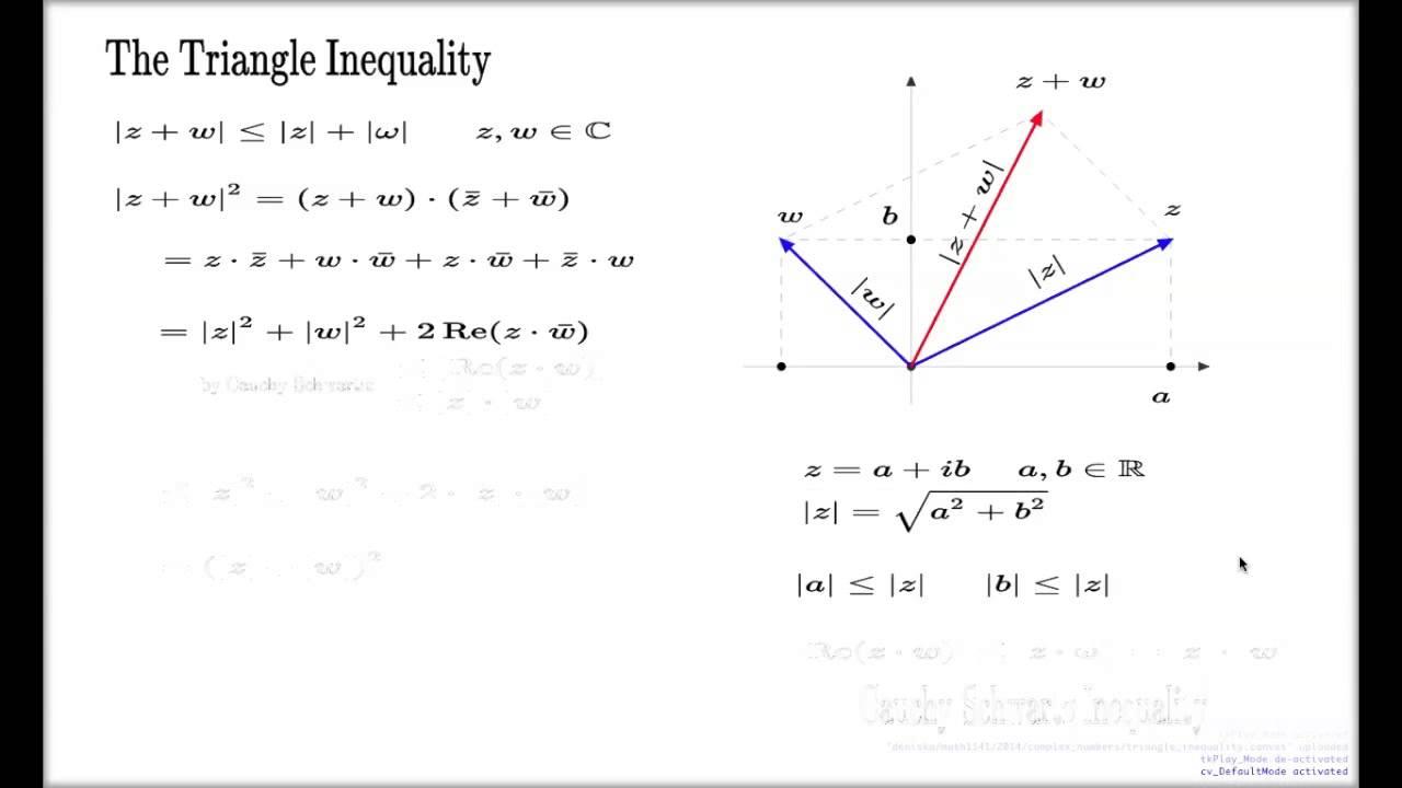 Triangle Inequality | www.imgkid.com - The Image Kid Has It!