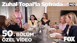 İçli köfte nasıl yorumlar aldı? Zuhal Topal'la Sofrada 50. Bölüm