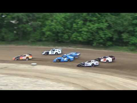 Modified Heat Race 1, 6-1-2019 - Butler Motor Speedway
