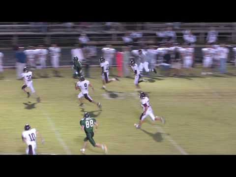 HCA VS Merryville (10-16-09) Meyer to Boyd TD