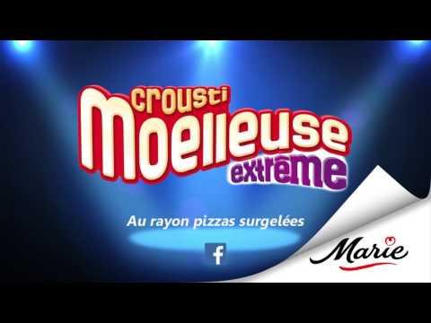 Vidéo Billboard TV Pizza Marie (Secret Story)