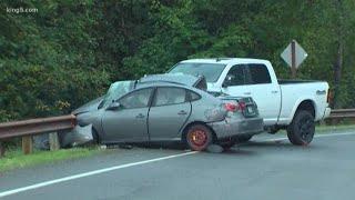 Deadly crash investigation in Kent