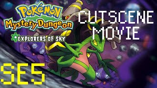 Special Episode 5: In the Future of Darkness - Pokemon Mystery Dungeon: Explorers of Sky: The Movie