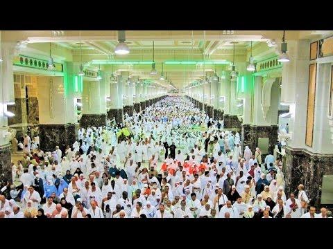 ✔ Hajj 2018 🕋 Safa Marwa Sai Sayee سعى Makkah   الصفا والمروة من شعائر الله