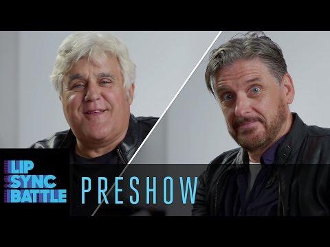 'Jay Leno vs. Craig Ferguson' Preshow   Lip Sync Battle