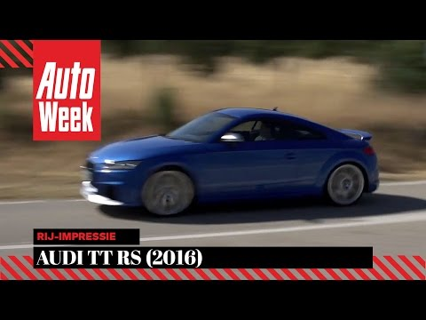 Audi TT RS (2016) - AutoWeek Review