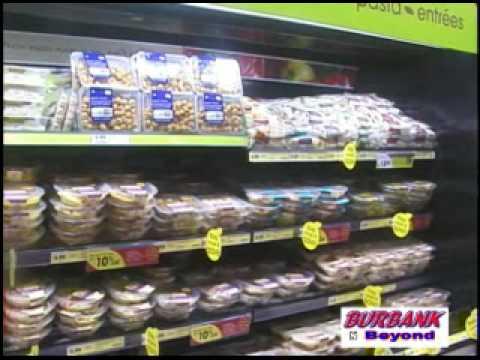 Fresh & Easy Market Grand Opening in Burbank