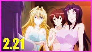 Аниме приколы под музыку #2.21(18+)