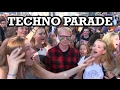 Joe Goes To The Techno Parade In Paris