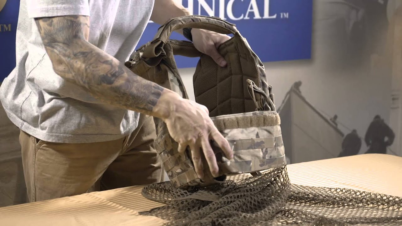 T3 Gear G2 Plate Carrier - YouTube