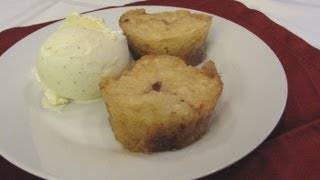 Mini Peach Cobblers -- Lynn's Recipes