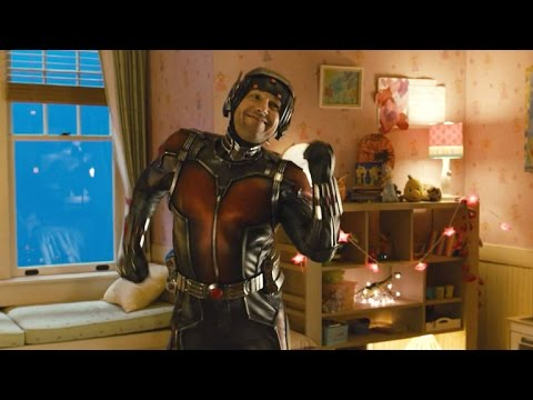 Paul Rudd Can't Stop Dancing in Hilarious 'AntMan' Bloopers