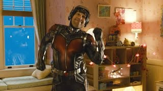 Paul Rudd Can't Stop Dancing in Hilarious 'Ant-Man' Bloopers