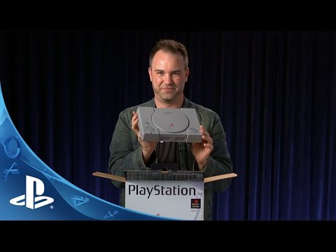 Unboxing the Original PlayStation: PlayStation 20th Anniversary