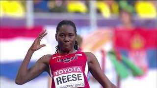 Moscow 2013 - Long Jump Women - Final