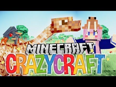 Weird Pets! | Ep 47 | Minecraft Crazy Craft 3.0