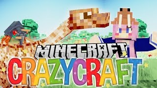 Weird Pets! | Ep 47 | Minecraft Crazy Craft 3.0