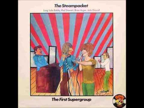 THE STEAMPACKET (London , U.K) - Back At The Chicken Shack (instr.)