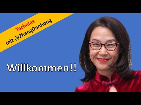 IM GESPRÄCH - Unsere neue Kolumnistin Zhang Danhong
