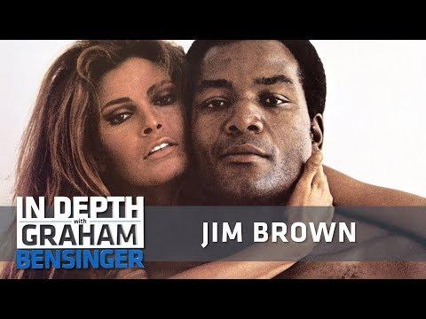 Jim Brown: Breaking racial barriers for black actors