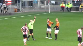 PSV - FC Utrecht 1-0 2010-2011 scheids