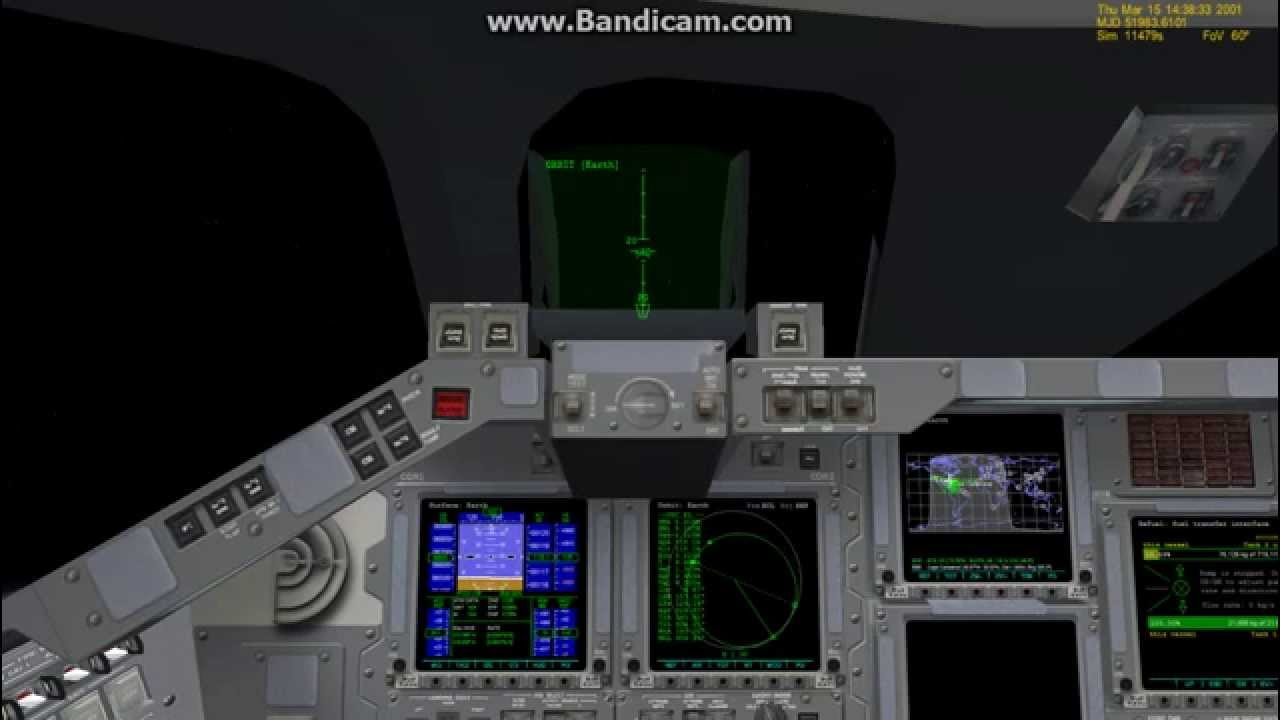 space shuttle simulator 2010 - photo #45