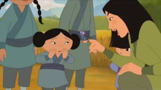 Disney Mulan 2 Lesson Number One