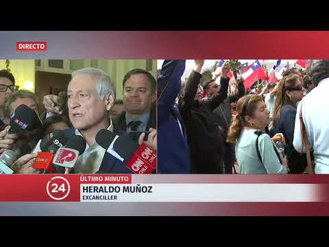 """Muñoz por fallo de La Haya: """"Veremos si el gobierno boliviano cumple con su palabra o no"""""""