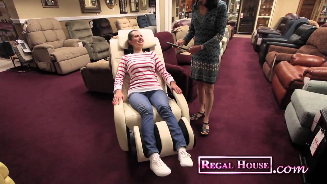 Regal House Furniture Massage Chair HD