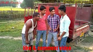 5 पांच रुपये वाला चिकन  बिरयानी  run movies funny video song WhatsApp dihati