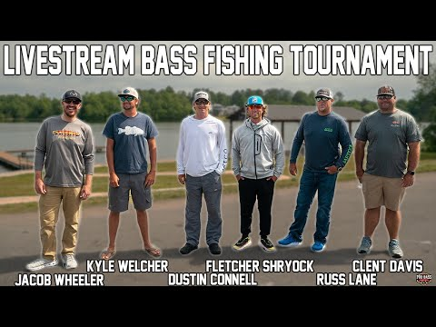 Pro Bass Shootout Team Tournament Livestream (2v2v2)