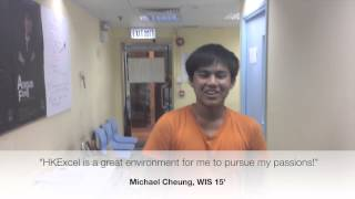 2014 HKExcel Student Testimonial, thanks! :)