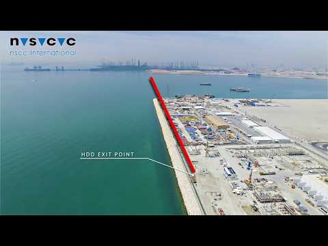Bahrain LNG Import Terminal Project - Inner & Outer Port Crossings